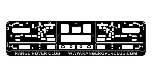 Название: rangeroverclubplate.jpg Просмотров: 917  Размер: 68.1 Кб
